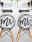 رخيصةأون طرحات الزفاف-ديكور زفاف جميل خشبي زينة الزفاف زفاف الحديقةGarden Theme / الزفاف كل الفصول