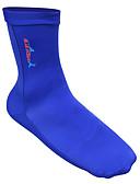 olcso Blúz-Bluedive Neoprén zoknik 1mm Neoprén mert Felnőttek - Gyors szárítás, Légáteresztő, Nagy szilárdság Úszás / Búvárkodás / Szörfözés / Szabadtüdős merülés / Mekoća