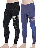 ieftine Pantaloni Bărbați si Pantaloni Scurți-Bărbați Pantaloni Neopren 1.5mm CR Neopren Dresuri Ciclism / Pantaloni Rezistent la Ultraviolete Genunchiere - Exerciții exterior / Scufundare / Canotaj / Sporturi Acvatice Mată Primăvară, toamn