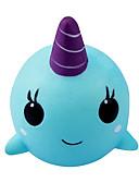 Χαμηλού Κόστους Φορέματα για παρανυφάκια-LT.Squishies Ζουληχτά παιχνίδια / Κατά του στρες Dolphin Γραφείο Γραφείο Παιχνίδια / Παιχνίδια αποσυμπίεσης Others 1pcs Παιδικά Δώρο