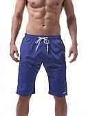 זול תחתוני גברים אקזוטיים-מכנסי גלישה אחיד, שרוכים לכל האורך - חלקים תחתונים בגדי ריקוד גברים