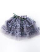 povoljno Kompletići za bebe-Dijete Djevojčice Osnovni Jednobojni Suknja / Dijete koje je tek prohodalo