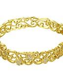 ieftine Quartz-Pentru femei Brățară - Placat Auriu Modă Brățări Auriu / Roz auriu Pentru Cadou Zilnic