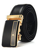 cheap Fashion Belts-Men's Work Waist Belt - Solid Colored