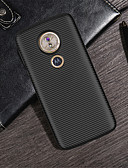 povoljno Maske za mobitele-Θήκη Za Motorola MOTO G6 / Moto G6 Play / Moto G6 Plus Reljefni uzorak Stražnja maska Jednobojni Mekano TPU