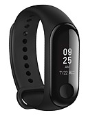 cheap Smart Activity Trackers & Wristbands-Original Xiaomi Mi Band 3 Fitness Tracker Heart Rate Monitor 0.78'' OLED Display Touchpad Bluetooth 4.2 Android IOS
