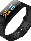 cheap Sport Watches-Smart Bracelet Smartwatch B37S for Android iOS Bluetooth GPS Waterproof Blood Pressure Measurement Touch Screen Calories Burned Pedometer Call Reminder Activity Tracker Sleep Tracker / Alarm Clock