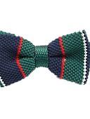 ieftine Cravate & Papioane de Bărbați-Unisex Dungi / Geometric / Imprimeu Funde Petrecere / De Bază Papion Cravată