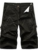ieftine Pantaloni Bărbați si Pantaloni Scurți-Bărbați De Bază Pantaloni Scurți Pantaloni Geometric