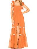 זול שמלות נשים-כתפיה מותניים גבוהים מידי שמלה נדן רזה ליציאה בגדי ריקוד נשים