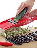 رخيصةأون قمصان رجالي-1PC ادوات المطبخ البلاستيك / فولاذ مقاوم للصدأ+ABS بدرجة A المطبخ الإبداعية أداة مجموعات أدوات الطبخ Everyday Use / لالخضار