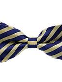 preiswerte Krawatten & Fliegen-Unisex Büro / Grundlegend Fliege - Schleife Gestreift / Einfarbig