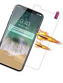 זול מטען כבלים ומתאמים-AppleScreen ProtectoriPhone X (HD) ניגודיות גבוהה מגן מסך קדמי יחידה 1 PET