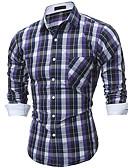 billige Sokker og strømper-menn går ut skjorte - stripet skjorte krage