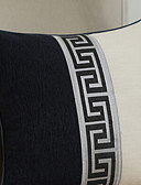 cheap Cover Ups-1 pcs Polyester Pillow Cover, Geometric Patterned Modern Style