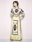 cheap Sweater Dresses-SHIHUATANG Women's Boho / Street chic Swing Dress - Animal Print
