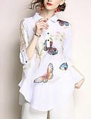 povoljno Ženski jednodijelni kostimi-Majica Žene Izlasci Životinja