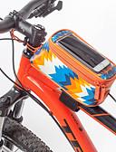 رخيصةأون ملابس السباحة والبيكيني 2017 للنساء-ROSWHEEL حقيبة الهاتف الخليوي / حقيبة دراجة الإطار 5.7 بوصة الشاشات التي تعمل باللمس, مقاوم للماء, المحمول ركوب الدراجة إلى iPhone 8 Plus / 7 Plus / 6S Plus / 6 Plus / غيرها من الحجم هواتف مماثلة