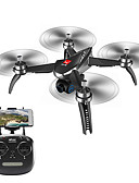 cheap Sport Watches-RC Drone MJX B5W RTF 4CH 6 Axis 2.4G With HD Camera 3.0MP 1080P RC Quadcopter Headless Mode / Access Real-Time Footage RC Quadcopter / Remote Controller / Transmmitter / Camera / 90 Degree