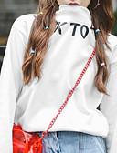 povoljno Majica s rukavima-Žene Osnovni Sportska majica Slovo