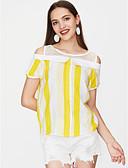 cheap Women's Swimwear & Bikinis-Women's Vintage T-shirt - Solid Colored Crane, Tassel