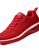 cheap Men's Sweaters & Cardigans-Men's Mesh / Elastic Fabric Fall Comfort Athletic Shoes Running Shoes Black / Gray / Red