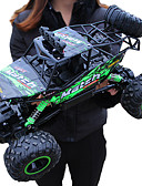 cheap Mother of the Bride Dresses-RC Car Giantfoot Monster Truck Crawlers 4WD 4 Channel 2.4G Buggy (Off-road) / Rock Climbing Car / 4WD 1:12 9 km/h Water / Dirt / Shock Proof / Simulation / Parent-Child Interaction