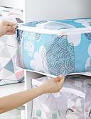 preiswerte Damen Pullover-PVC Rechteck Geometrische Muster / bezaubernd Zuhause Organisation, 1pc Aufbewahrungsbeutel / Schubladen
