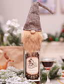 cheap Men's Hoodies & Sweatshirts-Ornaments Christmas Cloth Novelty Christmas Decoration