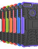 hesapli Cep Telefonu Kılıfları-Pouzdro Uyumluluk Huawei Huawei P20 / Huawei P20 Pro / Huawei P20 lite Şoka Dayanıklı / Satandlı Arka Kapak Kuyruk / Zırh Sert PC / P10 Plus / P10 Lite / P10