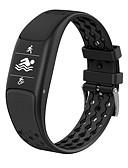 billige Herreblazere og dresser-Smart armbånd P8 til Android iOS Bluetooth GPS Sport Vanntett Pulsmåler Blodtrykksmåling Pedometer Samtalepåminnelse Aktivitetsmonitor Søvnmonitor