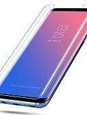 זול מגנים לטלפון-Samsung GalaxyScreen ProtectorS9 (HD) ניגודיות גבוהה מגן מסך קדמי יחידה 1 זכוכית מחוסמת