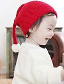 tanie Dziecięce Kapelusze i czapki-Dzieci / Brzdąc Unisex Aktywny Codzienny Solidne kolory Kapelusze i czapki Czarny / Czerwony / Szary Jeden rozmiar