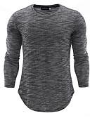 olcso Férfi pólók és atléták-Alap Férfi bodysuit - Egyszínű