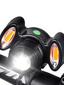 billige T-shirts og undertrøjer til herrer-LED Cykellys Forlygte til cykel Bjerg Cykling Cykling Vandtæt Nemt at bære Hurtig Frigivelse Genopladeligt Batteri 1000 lm Genopladeligt Batteri Cykling - YBKCP