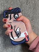 halpa iPhone kotelot-Etui Käyttötarkoitus Apple iPhone XR Ultraohut / Himmeä / Kuvio Takakuori Piirretty Kova PC