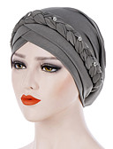 economico Cappelli da donna-Per donna A pieghe, Vintage / Da serata / Vacanze A falda larga Tinta unita Farfalla