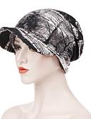 economico Cappelli da donna-Per donna Vintage / Da serata / Vacanze A falda larga Con stampe