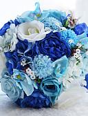 Недорогие Свадебные цветы-Свадебные цветы Букеты Свадебные прием пена 21-30 cm