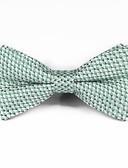 cheap Men's Ties & Bow Ties-Men's Party / Work / Active Bow Tie - Print / Houndstooth