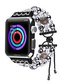 halpa iPhone kotelot-Watch Band varten Apple Watch Series 4/3/2/1 Apple Korudesign Metalli / Plastic Rannehihna