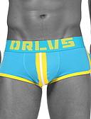 abordables Ropa interior para hombre exótica-Hombre Boxer - Estampado Media cintura