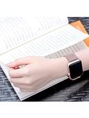 levne Smartwatch Bands-Watch kapela pro Apple Watch Series 4/3/2/1 Apple Milánská smyčka Nerez Poutko na zápěstí