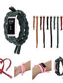 זול להקות Smartwatch-צפו בנד ל Fitbit Charge 3 פיטביט רצועת ספורט עור אמיתי רצועת יד לספורט