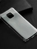 hesapli Cep Telefonu Kılıfları-Pouzdro Uyumluluk Huawei Huawei Honor 10 / Honor 9 / Huawei Honor 9 Lite Şoka Dayanıklı / Şeffaf Arka Kapak Şeffaf Yumuşak TPU