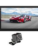 זול שמלות ערב-SWM 9218+4LED camera 7 אִינְטשׁ 2 Din Android 8.1 נגן מולטימדיה לרכב / נגן MP5 לרכב / נגן MP4 לרכב מסך מגע / GPS / MP3 ל אוניברסלי RCA / אחרים תמיכה MPEG / WMV / RMVB MP3 / WMA / WAV JPEG