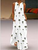 abordables Vestidos Maxi-Camisa larga de mujer vestido blanco s m l xl