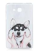 halpa Samsung Case-Etui Käyttötarkoitus Samsung Galaxy Tab A 7.0 (2016) Kuvio Takakuori Koira Pehmeä TPU