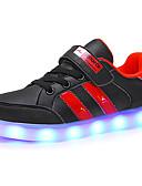 economico Giacche e completi da uomo-Da ragazzo / Da ragazza PU (Poliuretano) Sneakers Toddler (9m-4Ys) / Ragazzini (4-7 anni) / Big Kids (7 anni +) Scarpe luminose LED Bianco / Nero Estate / Gomma