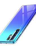halpa Puhelimen kuoret-Etui Käyttötarkoitus Huawei Huawei P20 / Huawei P20 Pro / Huawei P20 lite Ultraohut Takakuori Läpinäkyvä Pehmeä TPU